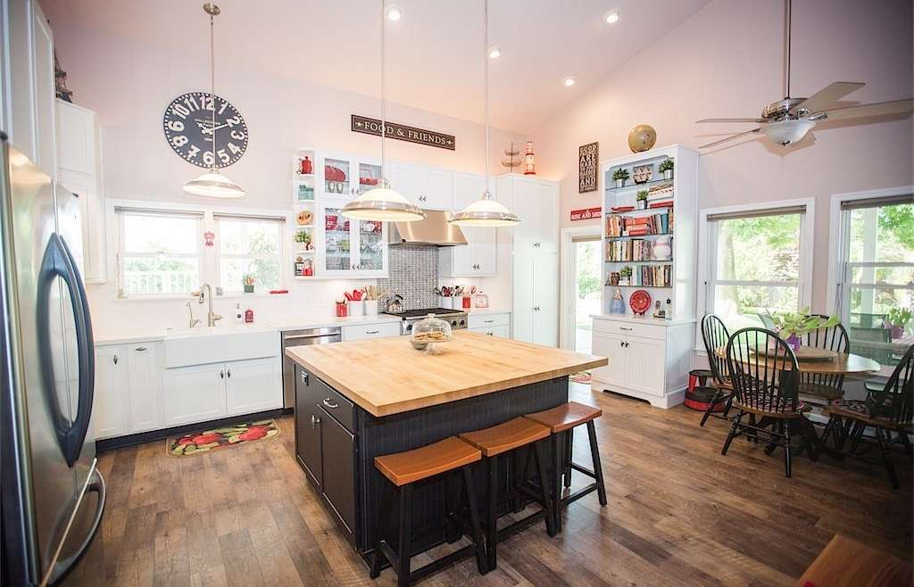 Open Concept Kitchens Are Limitless