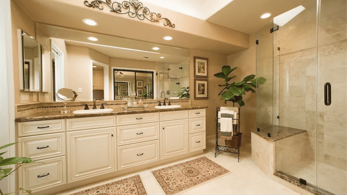 Master Bath Masterpiece