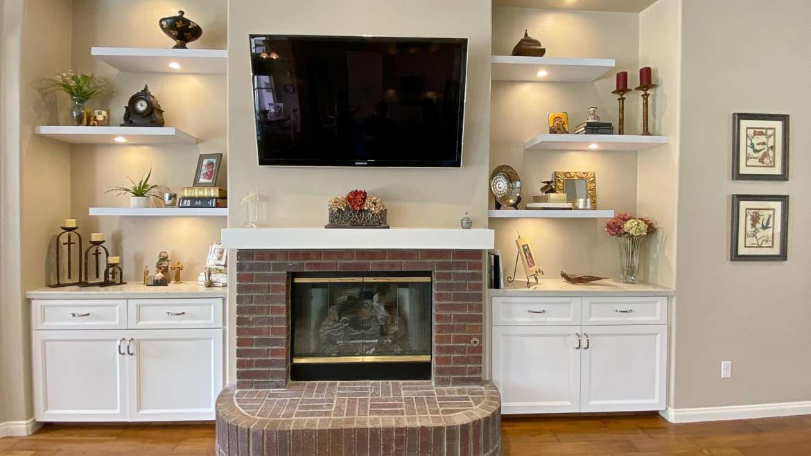 Clever Entertainment Center